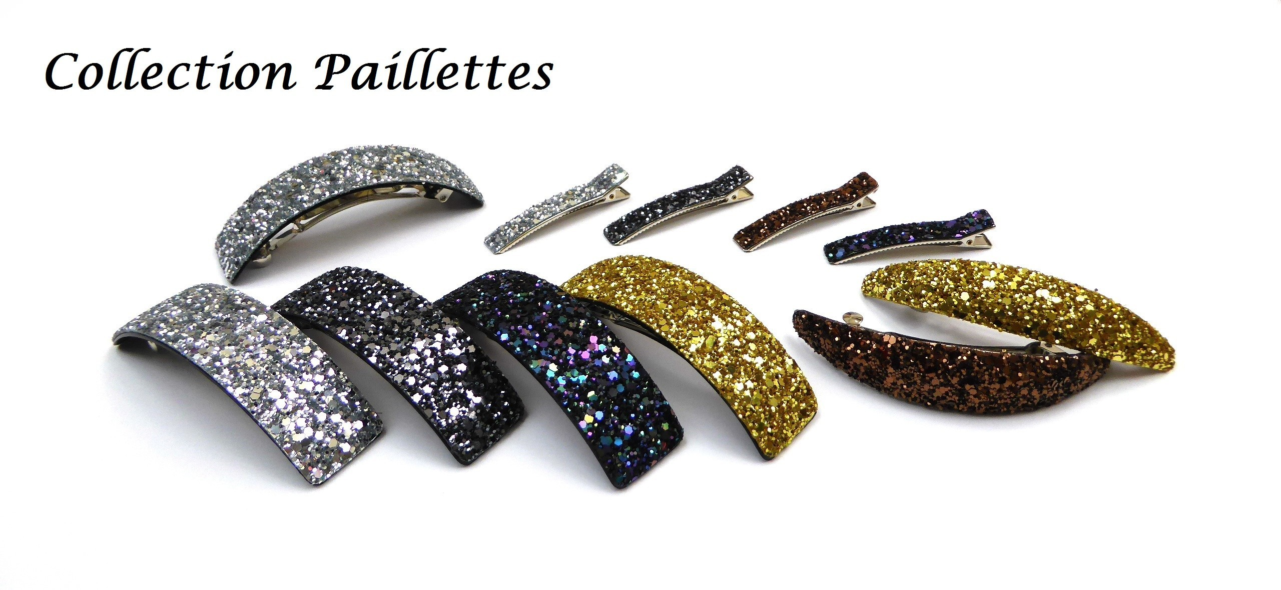 Collection paillettes